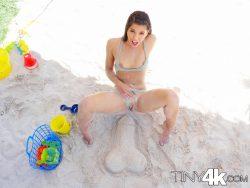 Gina Valentina in Sun and Sand 01