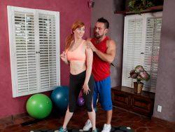 Lauren Phillips Slutwife Fucks Her Personal Trainer 03