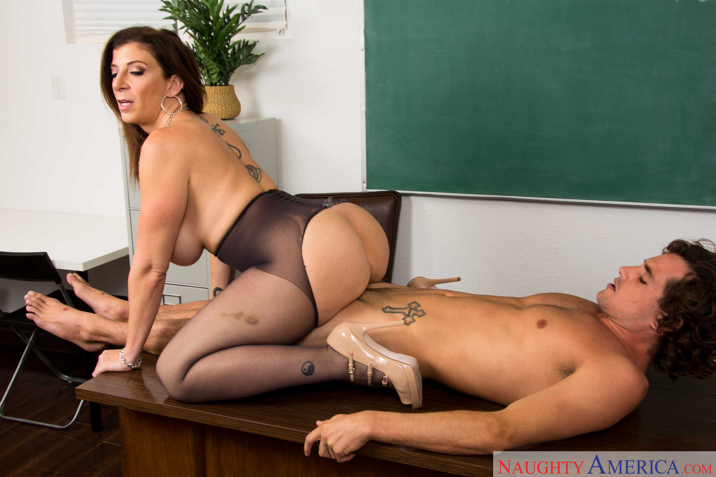 My first sex teacher sara