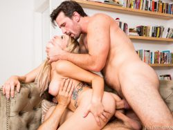 Zoey Monroe in Double Dick Overload 04