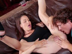 McKenzie Lee in Hotwife Wants To Be Bred By Young stud 04