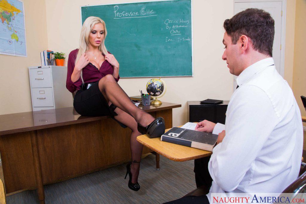 My first sex teacher photos
