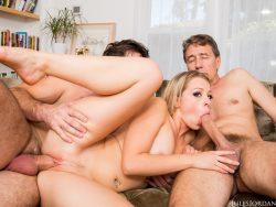 Zoey Monroe in Double Dick Overload 09