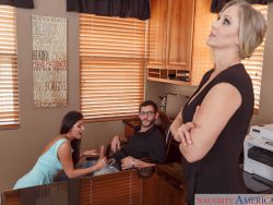 India Summer and Julia Ann in Seduced By A Cougar 03