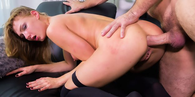 Lucy Heart in Welcomes Manuel To Paris With Anal Sex F