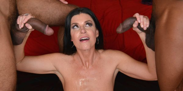 Seduced by a Cougar India Summer Feat