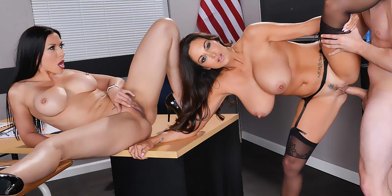 My First Sex Teacher Ava Addams Rachel Starr Thumb